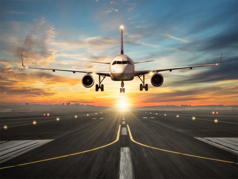 Flughafen Befeuerung