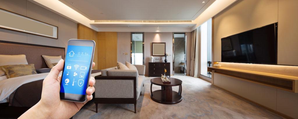 Smart Home Steuerung mit Handy