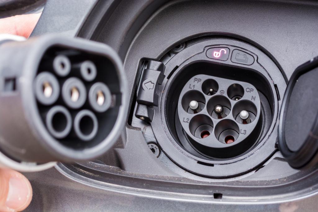 Typ 2 Stecker Elektroauto